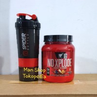 BSN NO Xplode 60x 60 Servings x N.O Explode 60serv serving Pre Workout
