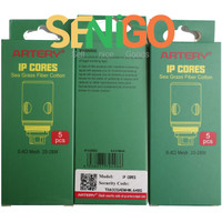 Ip Cores 0.4ohm 1pack isi 5coil untuk Nugget AIO Authentic coil artery