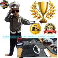 Baju Profesi Anak Polisi Cilik Baju Karnaval POCIL
