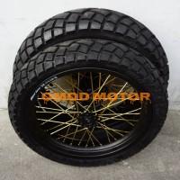 Wheelset CRF 150 L Supermoto Ban Semi Enduro 110 130 Velg 300 350