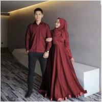 Muslim Wanita Cowok Couple Murah Baju Muslim Kekinian Modern Kapel Pes
