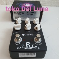 efek gitar elektrik JOYO EXTREME METAL JF-17