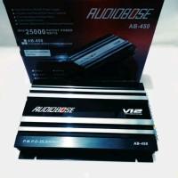 Audiobose V12 - AB 450 - P.M.P.O 25.000 Watt