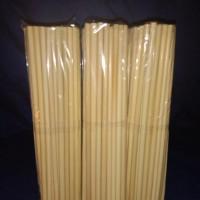 sedotan bambu straw