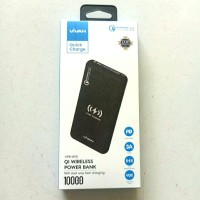 Powerbank Vivan Wireless VPB-W10 10.000 mAh
