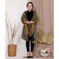 Outer Batik Tenun Cempaka
