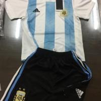 Baju bola anak kid kids worldcup piala dunia argentina kaos world cup
