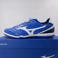 Sepatu Futsal Mizuno Monarcida Neo Sala Select IN Blue White