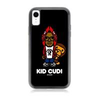 Casing iPhone XR KID CUDI BAPE SHARK X9124
