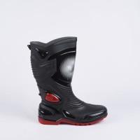 Sepatu Boot Booth AP Bahan Karet PVC Tahan Tidak Tembus Air Hujan
