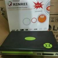 WJ DVD / VCD / CD / MP3 / MP4 Player /USB/ Digital Karaoke - RINREI