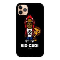 Casing iPhone 11 Pro Max KID CUDI BAPE SHARK X9124