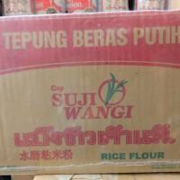 Tepung beras suji wangi 20 bungkus @ 500 Gram