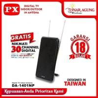 (HARGA PROMO) ANTENA DIGITAL TV INDOOR PX DA - 1401NP GARANSI RESMI