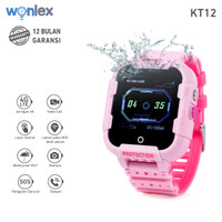 WONLEX 4G VIDEO CALL WATERPROOF JAM TANGAN GPS ANAK