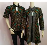 Batik Balero Songket Couple