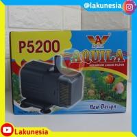 Mesin Pompa Air Aquarium Aquila P5200 Power Head Aquascape Water Pump