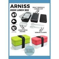 Lunch Box Murah dan Bagus Tempat Makan Jepang Arniss