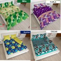 Bed Cover Lady Rose King 180x200 Dewasa,Abstrak,Minimalis,Netral