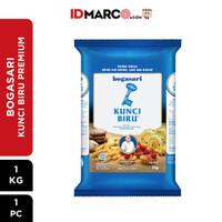 Kunci Biru Tepung Terigu 1kg (1pcs)