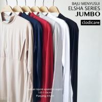 Baju Atasan Inner Manset Hamil dan Menyusui Elsha Jumbo LD110