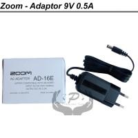 Adaptor efek gitar ZOOM AD-16E 9V ORIGINAL Adapter Effect Guitar