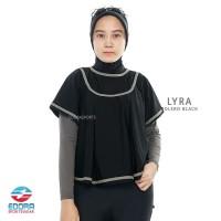 Bolero Baju Renang Penutup Dada Syari Edora Lyra