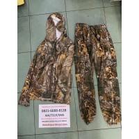 Baju Camo Lengan Panjang dan Celana Panjang
