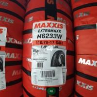 BAN MAXXIS 110/70-17 TUBELESS M6233