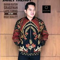 Super Brand Fest Jaket Batik Pria Terbaik Original Produk Recommended