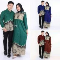 Gamis Coupel/Baju Batik Muslim