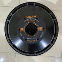 Komponen Speaker Barclay B18S1100 B18 S1100 by huper 18 inch