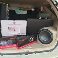 Paket audio SQ | Audio harian | Audio mobil | Audio fortuner