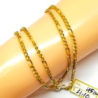 Kalung emas asli model rantai variasi 17k/70 (Isatana M 07 ) - Rose Gold