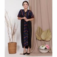 Dress Batik Tenun Nirmala
