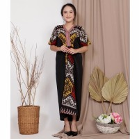 Dress Batik Tenun Azalea