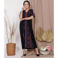 Dress Batik Tenun Liliana