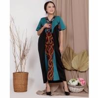 Dress Batik Tenun Anyelir