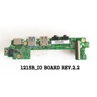 IO Power Board Audio Jack Port USB For Asus EEE PC 1215B Original