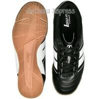 Terpopuler ! League Original Classico Majestic Sepatu Futsal - Black