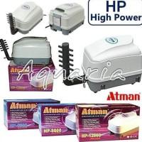 Jicoshop Atman Hp4000 Pompa Udara Aerator High Power Air Pump