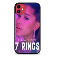Casing iPhone 11 ariana grande 7 rings X8584