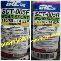 paket ban luar tubles aerox depan 110 80 14 dan belakang 140 70 14