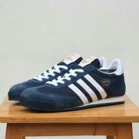 Sepatu Adidas Dragon Navy/White Original Made In Indonesia BNWB