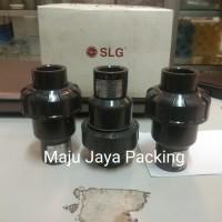 Ball check valve pvc 1/2 inch / True Union singel watermur