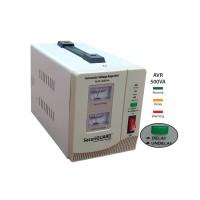 Stabilizer Listrik Securiguard AVR 500 VA 100% Original