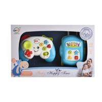 Mainan Musical Baby 2in1 Chimstar Baby Happy Time Game Stick dan mini