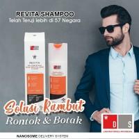 Ds laboratories revita shampo 205ml, anti DHT mengobati rontok