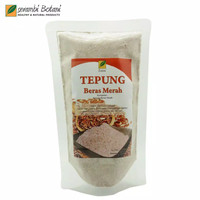 Tepung Beras Merah Healthy & Natural Products