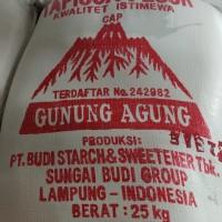 Tepung Tapioka Sagu Cap Gunung Agung Bal 25kg